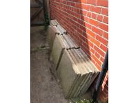 Paving Slabs / Patio Stone Bricks
