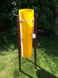 1960 Rocket lamp