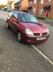 02 Plate renault Clio, Perfect Reliability, Imperfect Bodywork