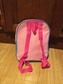 2 girl's backpacks/rucksack
