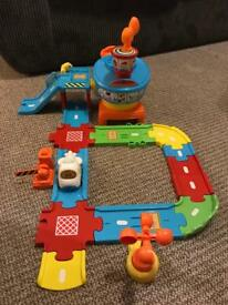 Toot toot airport