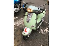 Vespa ET4 125cc, piaggo