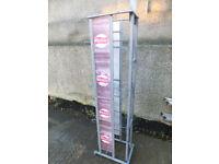 vintage shop metal original display advertising walkers crisps sign see 6 images