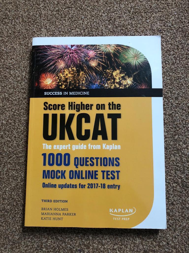 Score higher on the UKCAT | in Taunton, Somerset | Gumtree