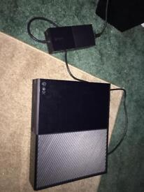 Xbox 1 500gb with 12 games, astro A40 mix amp m80 & scuf gaming controller SWAP WITH PS4
