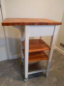 Ikea Stenstorp kitchen trolley **must go this week**