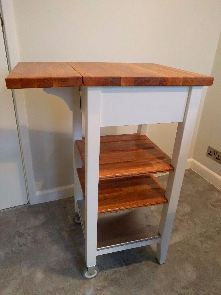 ikea stenstorp kitchen trolley must go this week in. Black Bedroom Furniture Sets. Home Design Ideas