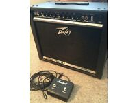 Peavy guitar amplifier for sale