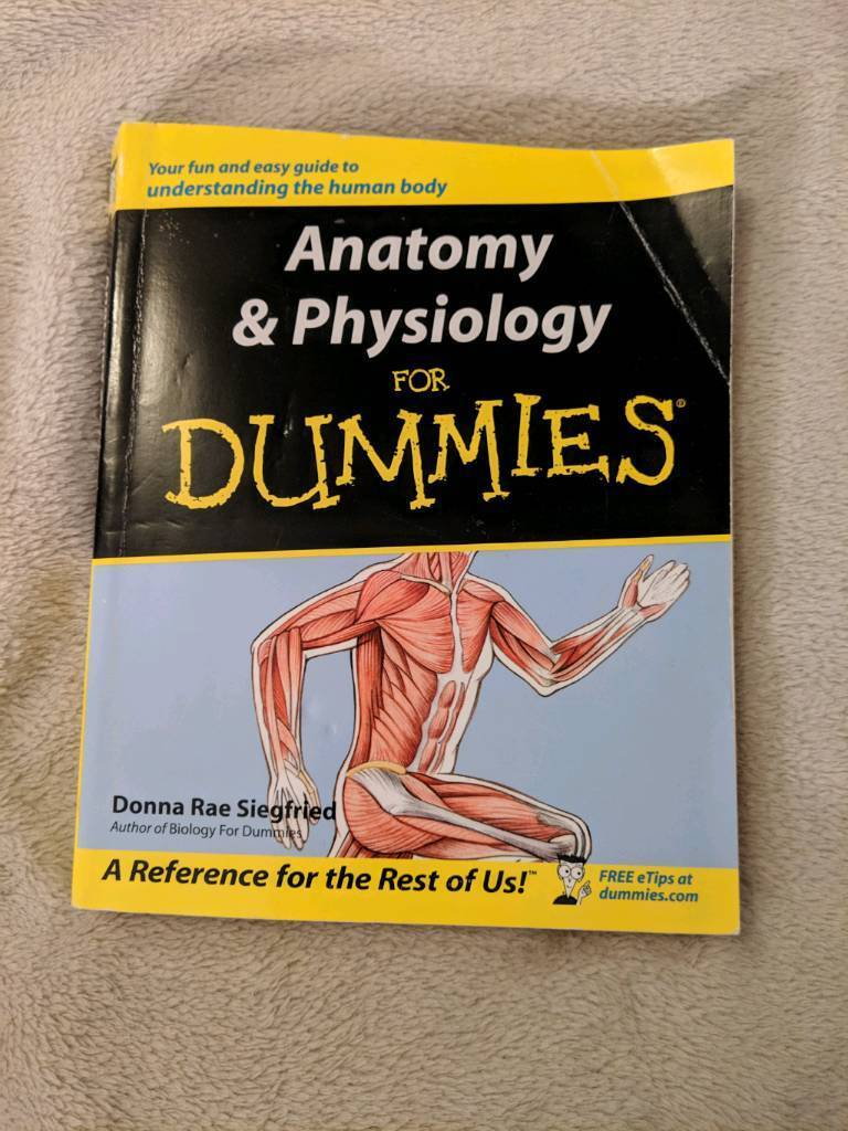 Anatomy Physiology For Dummies 2004 In South Woodham Ferrers