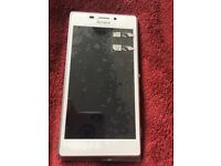 Sony Xperia M2 White Mobile Phone Brand New