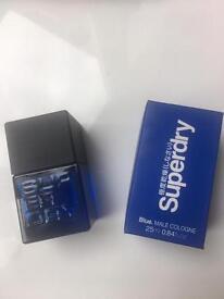 Superdry male fragrance colegne spray