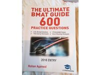 The ultimate BMAT guide 600 practice questions by Rohan Agarwall