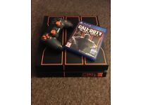 PS4 1TB Call of Duty Edition, 1 controller and game wth box