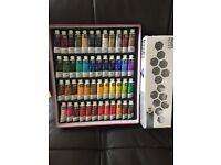 Acrylic colors 48