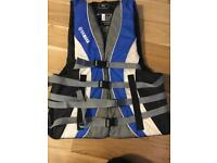 Men's Yamaha impact buoyancy jacket size 2XL/3XL