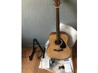 Yamaha F310 Full Size Acoustic Guitar - Natural