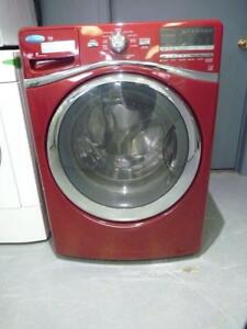 12- Laveuse Frontale Whirlpool Duet 5.0  Frontload Washer