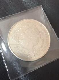 Queen Elizabeth The Queen Mother - 100th Birthday Coin