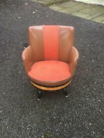 Swivel barrel chair * free furniture delivery*