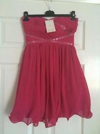 NEW little mistress dress size 12