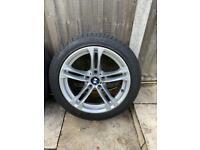 BMW f10 f11 alloys wheels