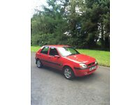 2002 Ford Fiesta 1.2 Freestyle