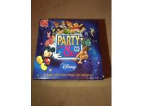 Disney Party and Co game