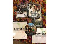 Steins Gate PlayStation 3 PS3
