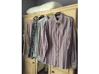 Mens Casual Shirts (x 4) - From M&S