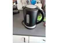 Black kettle workin