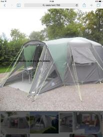 7 berth tent. Oasis 700