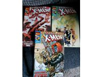 Essential Xmen comics