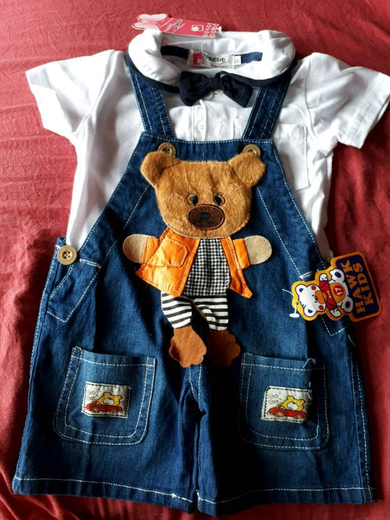 Brand new baby clothes from 3-6 months