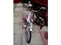 Bicycle Raleigh Collectors bike.