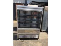 Open Display Fridge Williams for drink sandwiches cake shops cafe restaurant takeaway