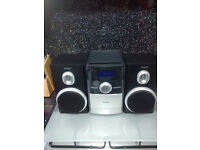 Philips micro system fully working selling cheap