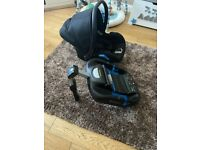 Car Seat & Isofix Base For Sale