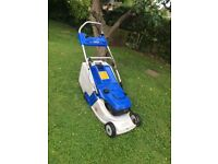 Yamaha ylm 346 3 speed self propelled petrol lawnmower