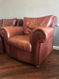 Comfy Leather Sofas for Sale