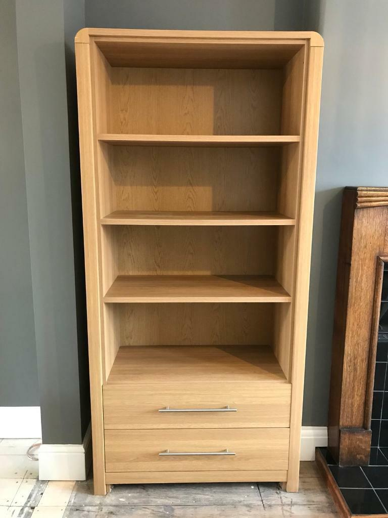 promo code 3ce58 306a1 Argos Oak Tall Bookcase with 2 shelves | in Kingswood, Bristol | Gumtree
