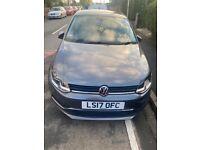 Volkswagen, POLO, Hatchback, 2017, Manual, 1197 (cc), 3 doors