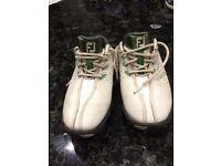 Footjoy Boys golf shoes