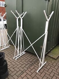 Cheshunt Hydroponics Store - used carbon filter stands