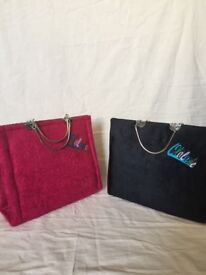 Trendy Handmade Velvet Handbag (3 Colours)
