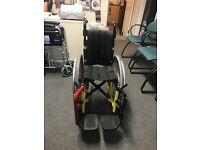 ex demo childs delfpropelled wheelchair
