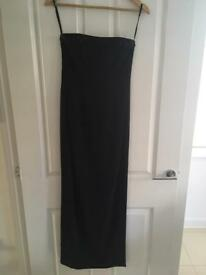 Black Evening Dress - Size 10
