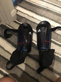 Men's Adidas F50 shin pads