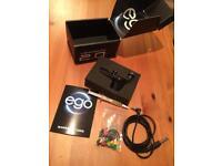 Bez's little ego V2 rotary tattoo machine- Black