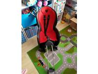 Child's bike seat x2