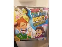 New What u talkin bout game
